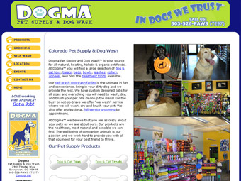 Dogma - Pet Supply and Dog Wash